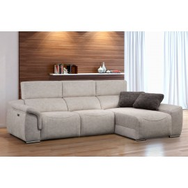 Duo Sofá Chaise longue relax Visco4