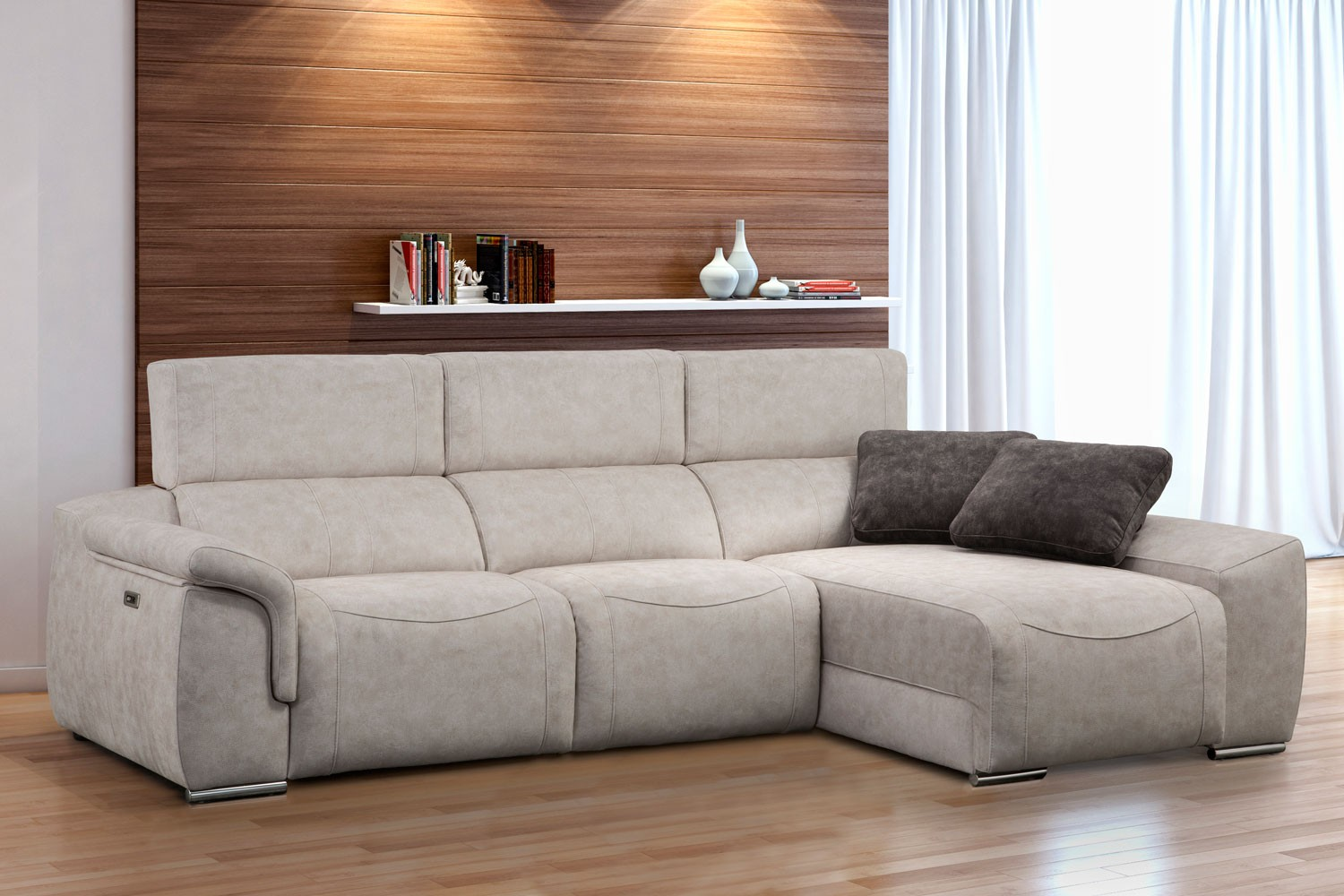 Sofa chaise longue black friday for Relax chaise longue