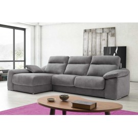 Messina Chaise longue deslizante