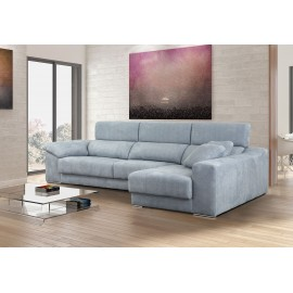 Dubai Chaise longue deslizante Visco4