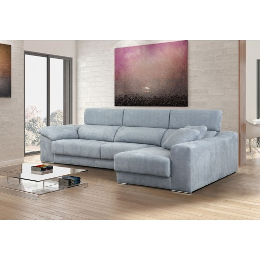 Dubai Chaise longue cama Visco4