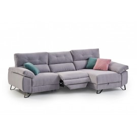 Londres Chaise longue relax Visco4