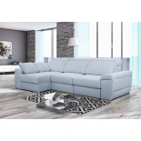 Chaise longue Ares asientos extraibles cama