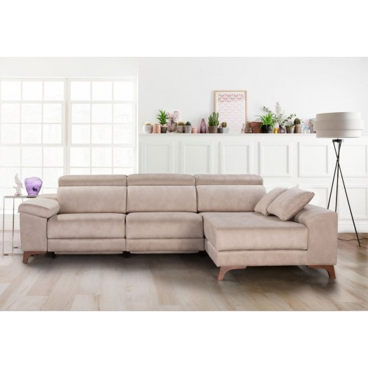 Chaise longue relax Lotus