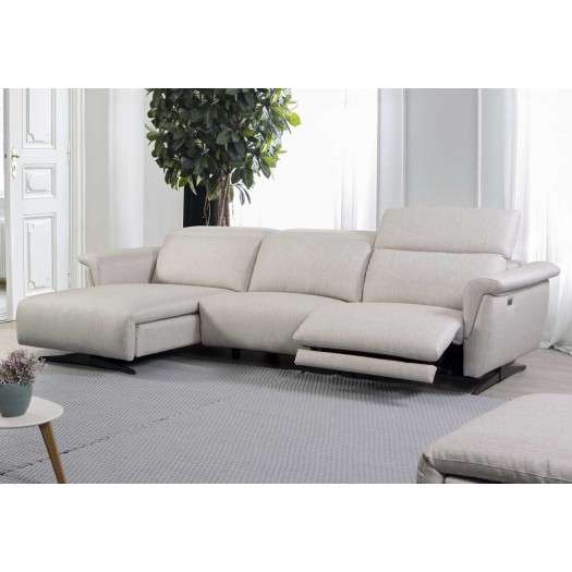 Zaida chaise longue deslizante y relax Visco