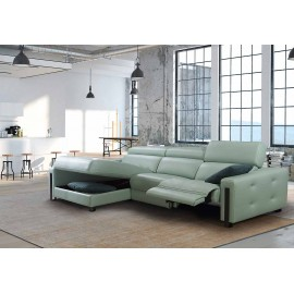 Brindisi chaise longue fijo o relax