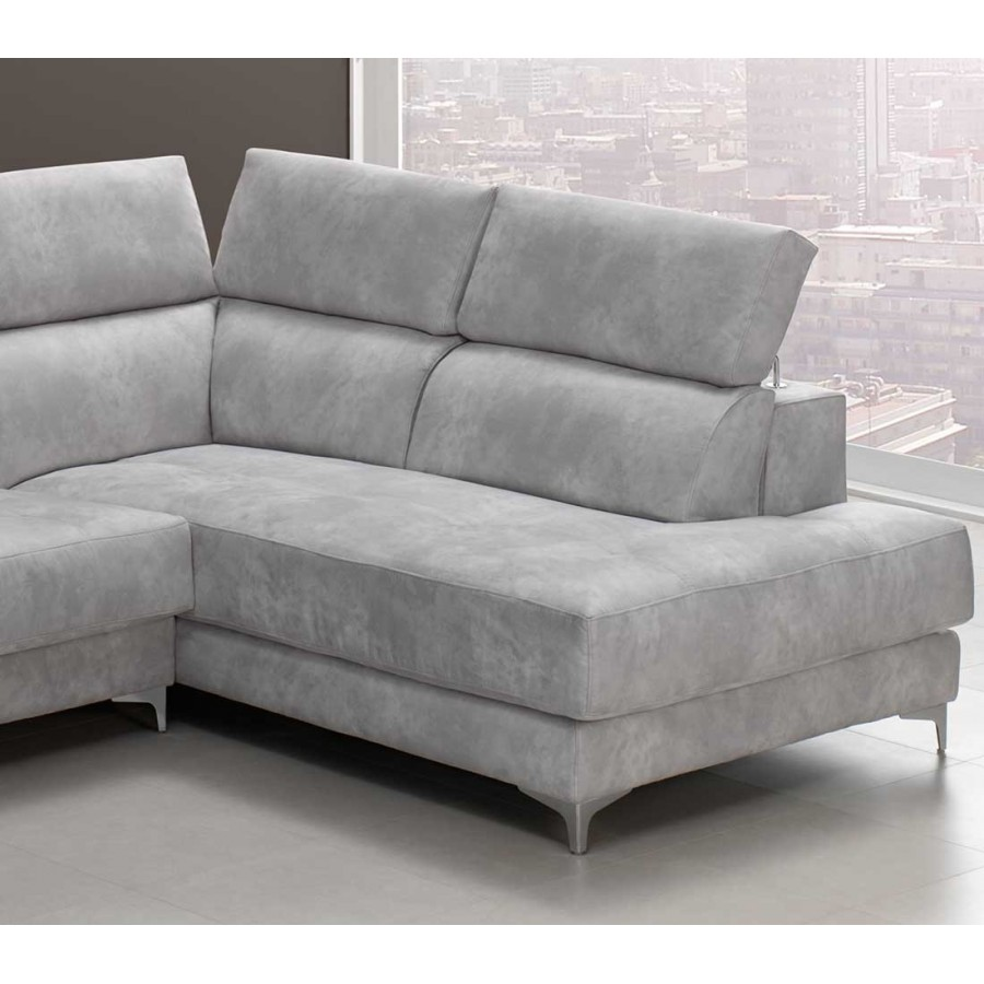 Rinconera Sofa Cool Chaise Longue Reversible Con Cama