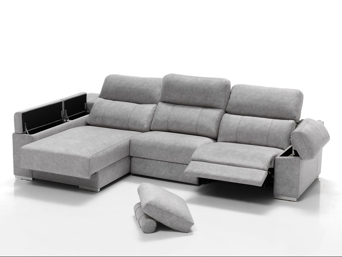 sofas chaise longue baratos valencia good sofas chaise